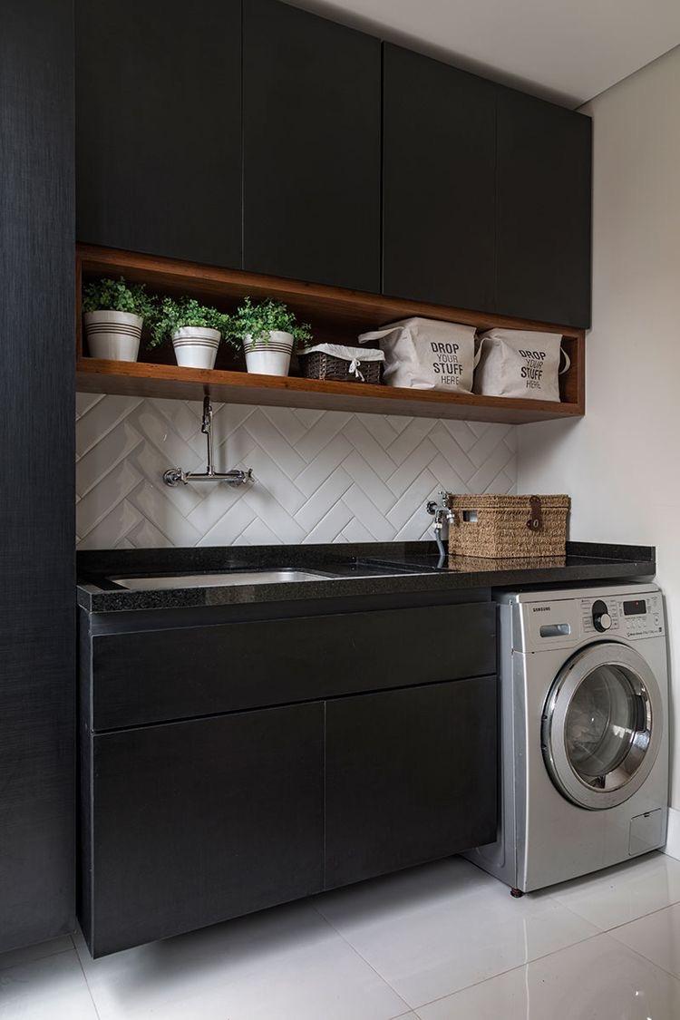 Como criar a lavanderia perfeita
