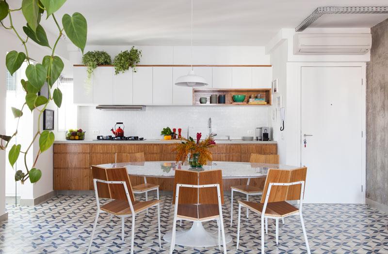 Reforma incrível transforma apartamento de 90m2